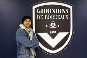 Martin Braithwaite en prêt à Bordeaux