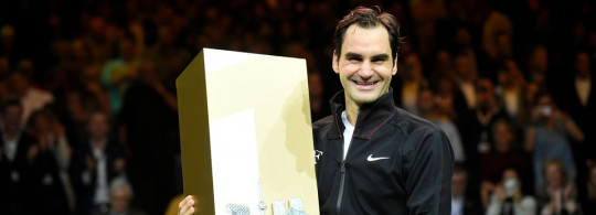 Roger Federer numéro 1 mondial