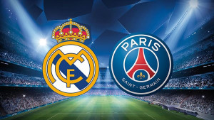 Real Madrid - Paris-SG